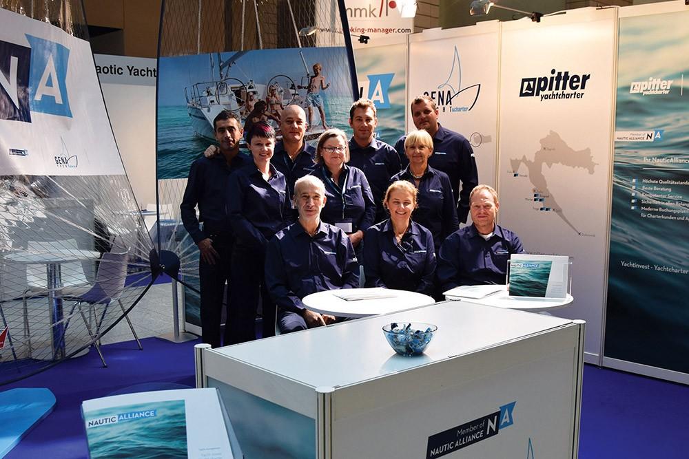 Gena Yacht & Charter ve Pitter Yachting firmalarının kurucu üyeliğini yaptığı Nautic Alliance ile pazara yeni bir ivme kazandırmayı hedefliyor.