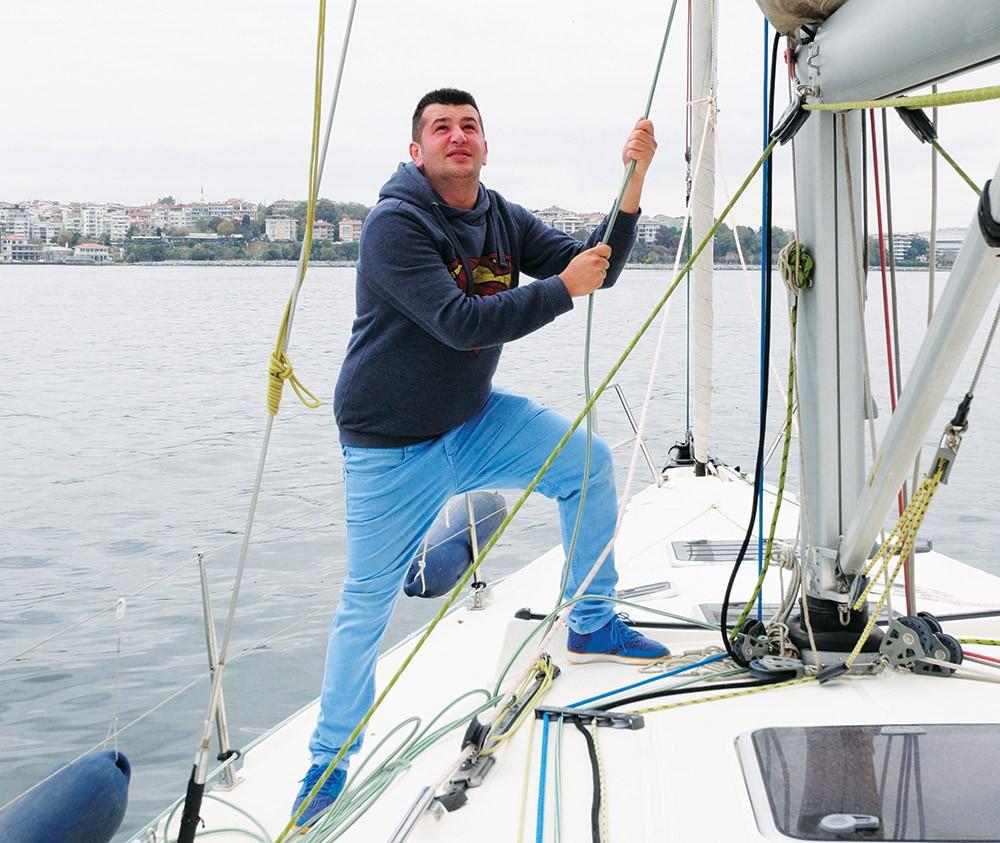 Astrolog Dinçer Güner - Denizde ilk defa