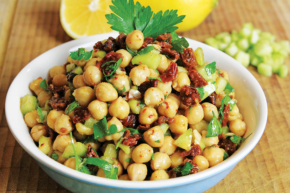 Banu Tekin - Nohut Salatasi