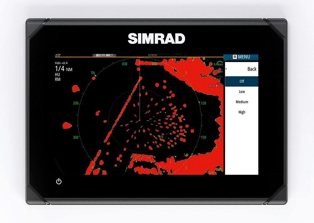 Simrad Halo sinyal radarı