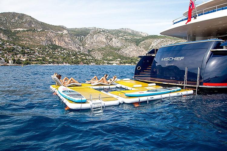 Nautibuoy Yüzer Platform