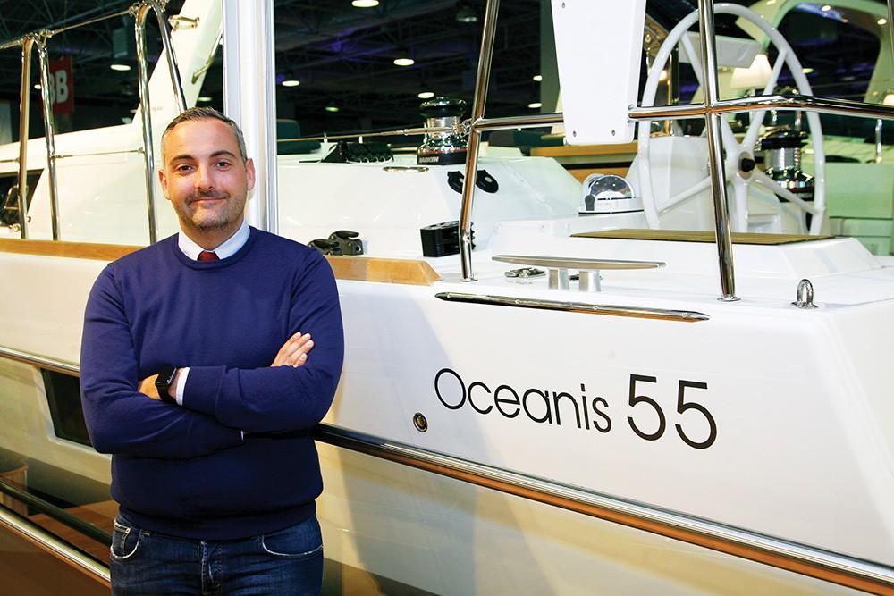 Gianguido Girotti – Beneteau Yelkenli Tekneler Pazarlama Direktörü