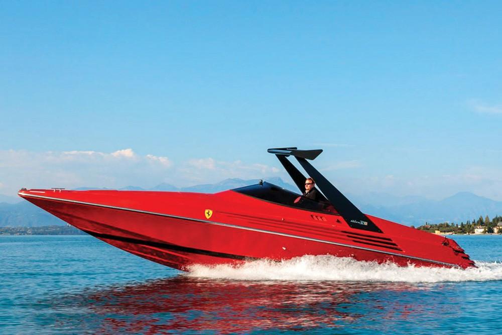 Ferrari Riva müzayedede