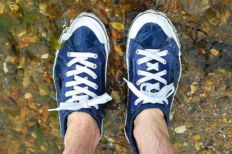 Yüzergezer ayakkabılar