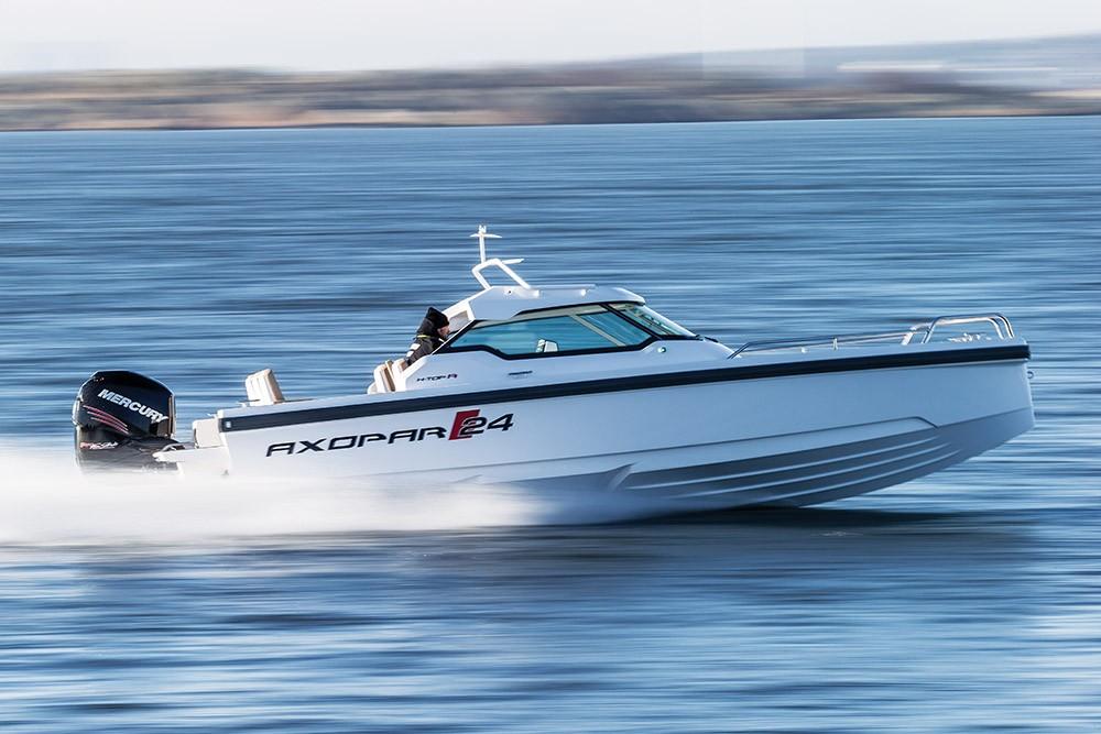 Axopar 24 HT - Aqua Motor