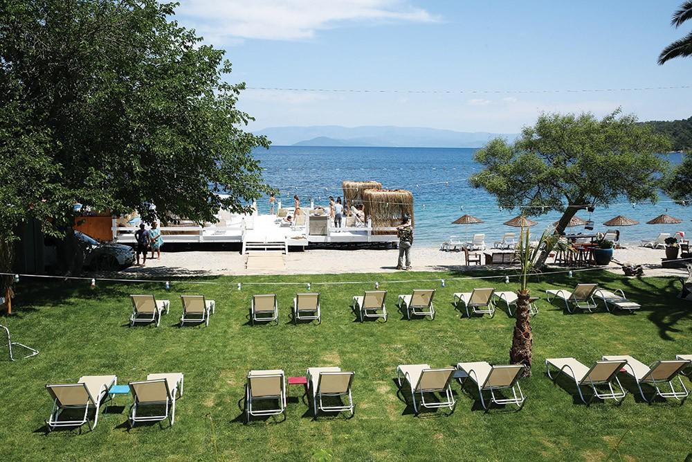 Popüler denizci mekanları - Daphnis Hotel Bodrum