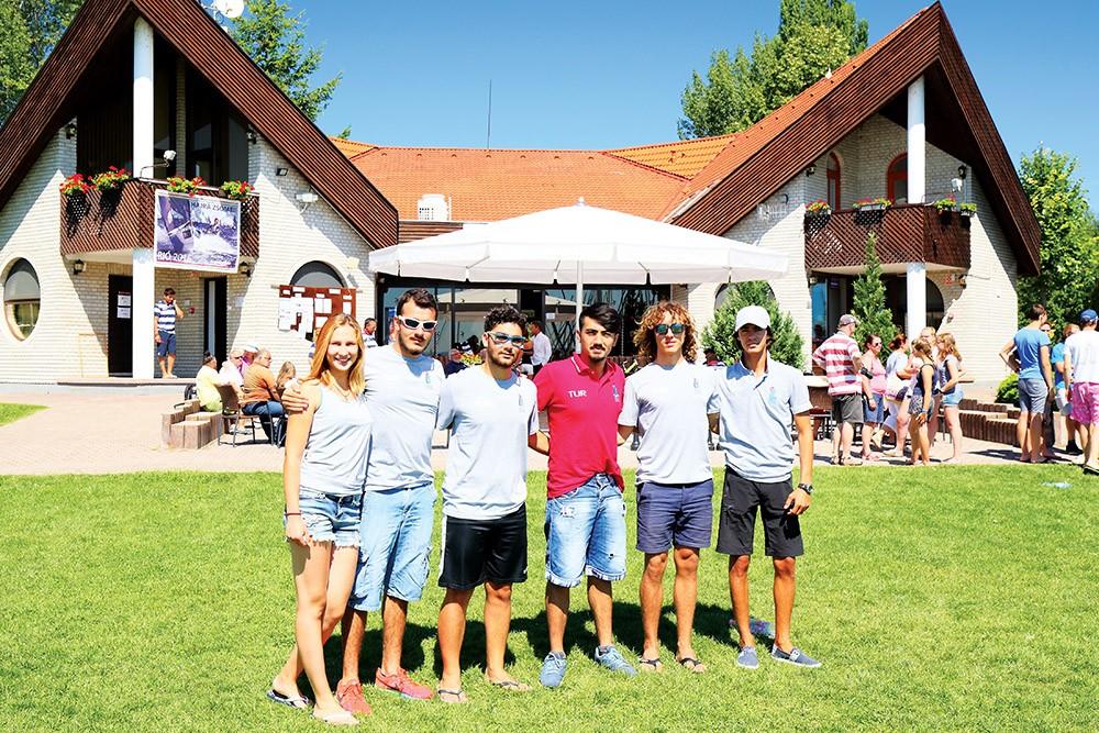 2016 Gençler Avrupa Pirat Şampiyonası