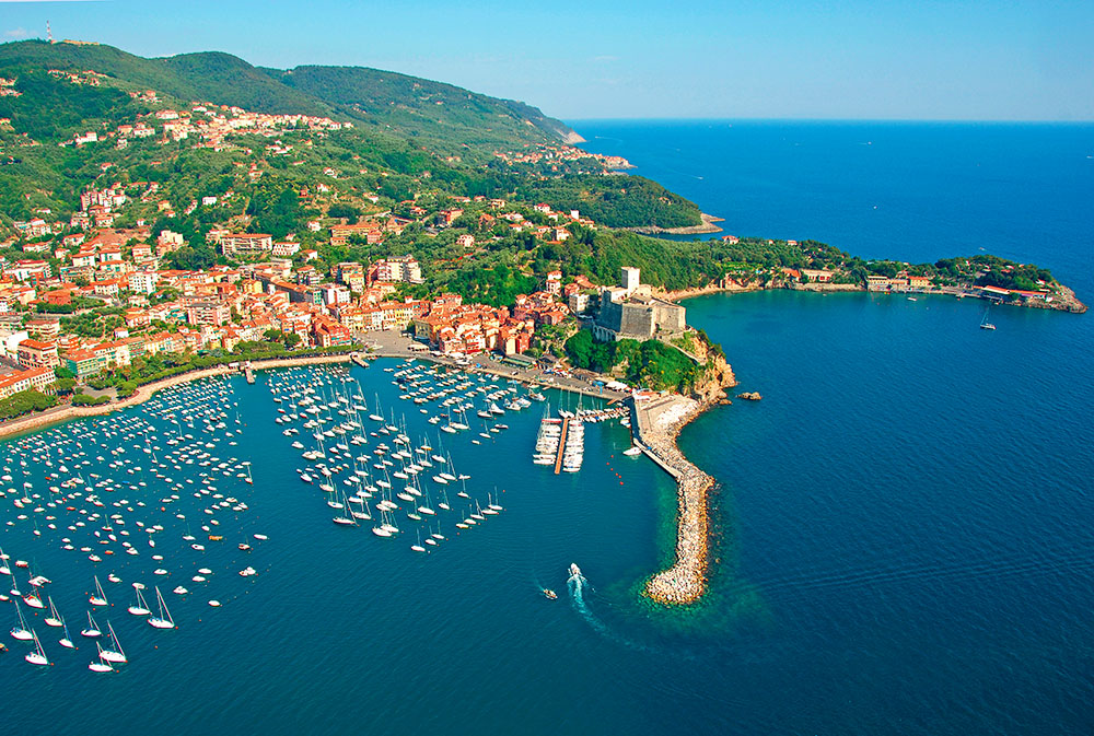 La Spezia Körfezi'ni keşfedin