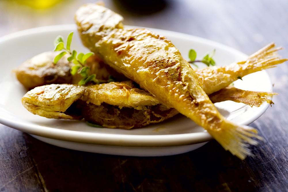 Barbunya Balığı nasıl pişirilir?