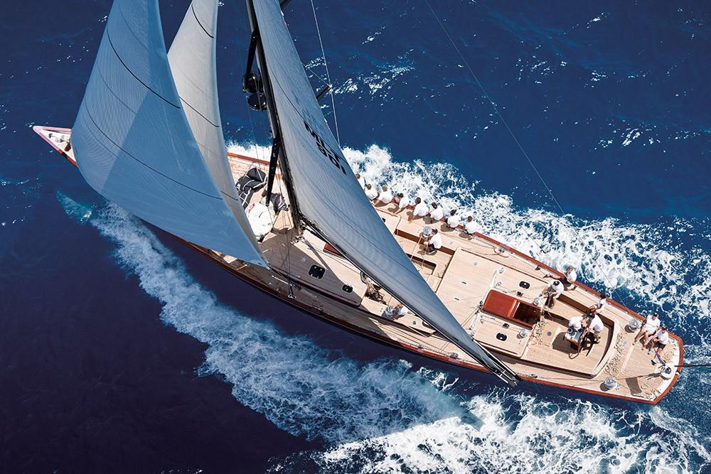 Tempus Fugit – Arkın Pruva Yachts