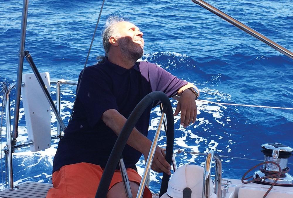 Denizin keyif tarafındayım – Fatih Erkoç