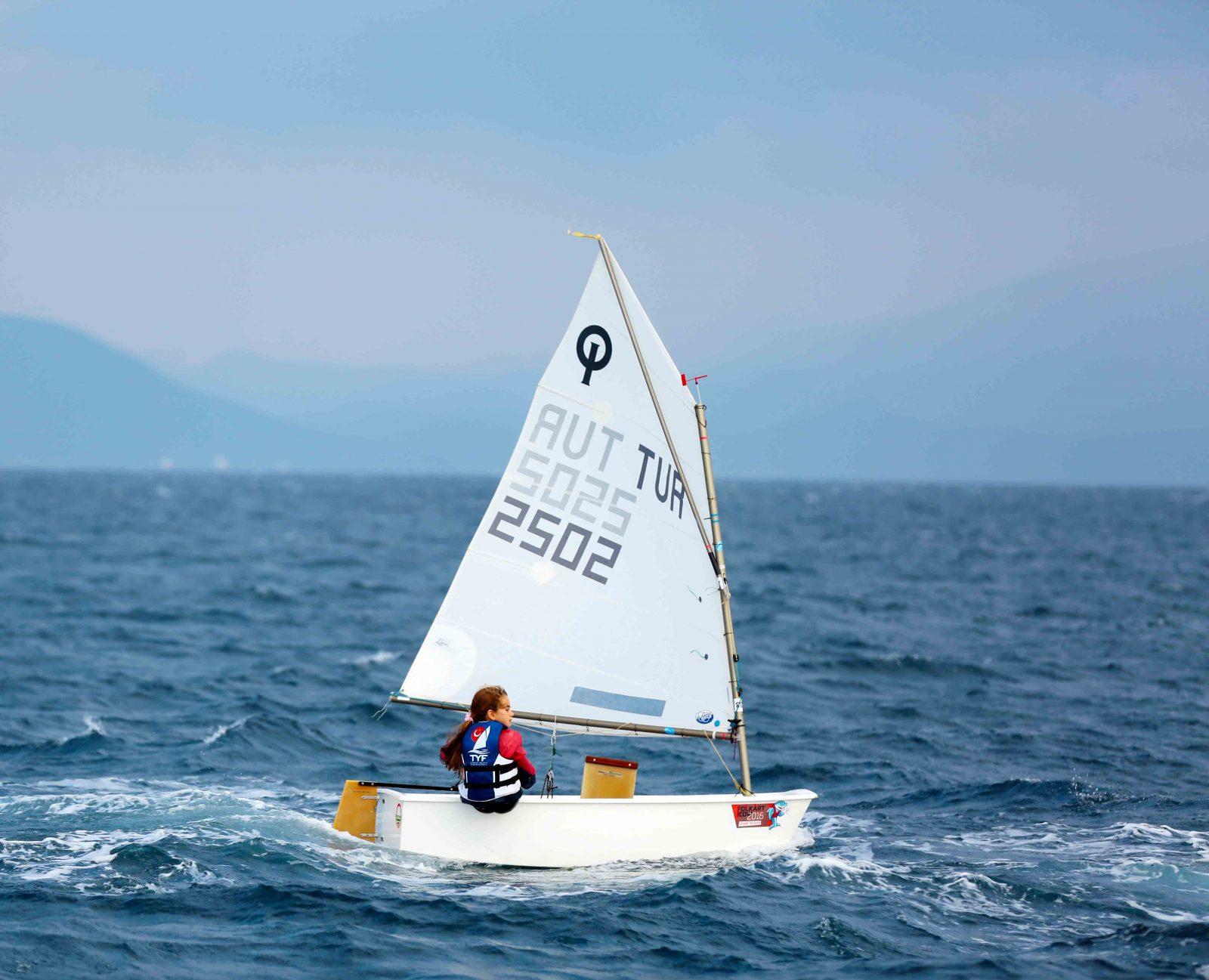 Folkart Uluslararası Çeşme Yelken Haftası