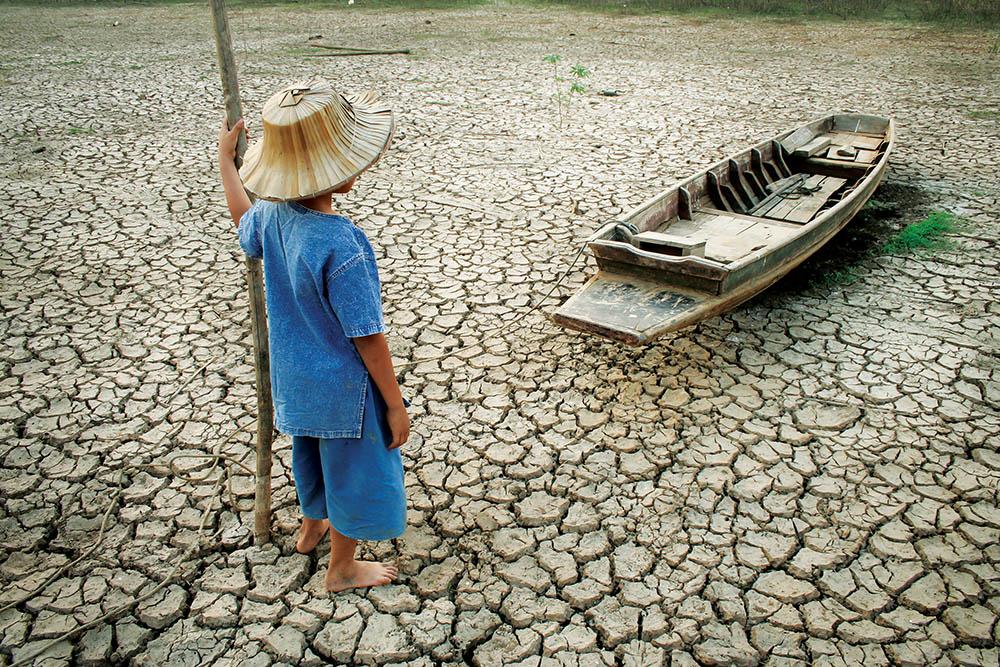 Küresel ısınma sonucu çevre S.O.S veriyor