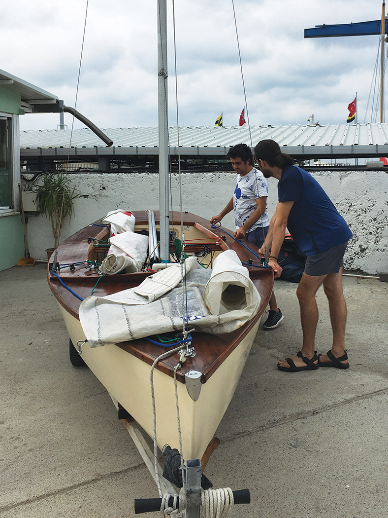 Motor Boat'un yeni teknesi
