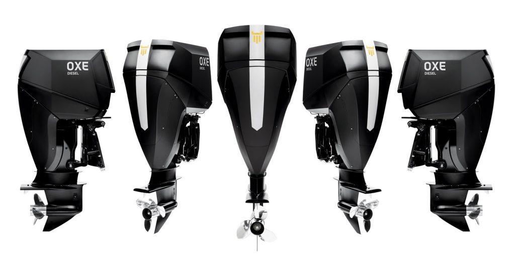 Dıştan takma motorlarda dizel devrimi; Oxe–Diesel