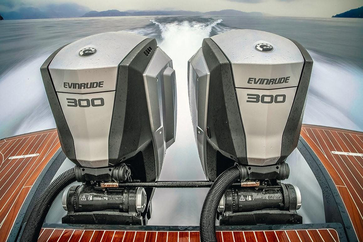 Evinrude G2 dıştan takma modeller