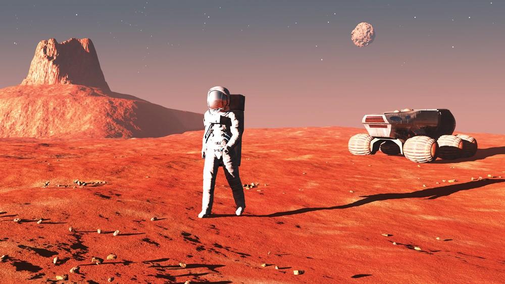 Yeni evimiz MARS