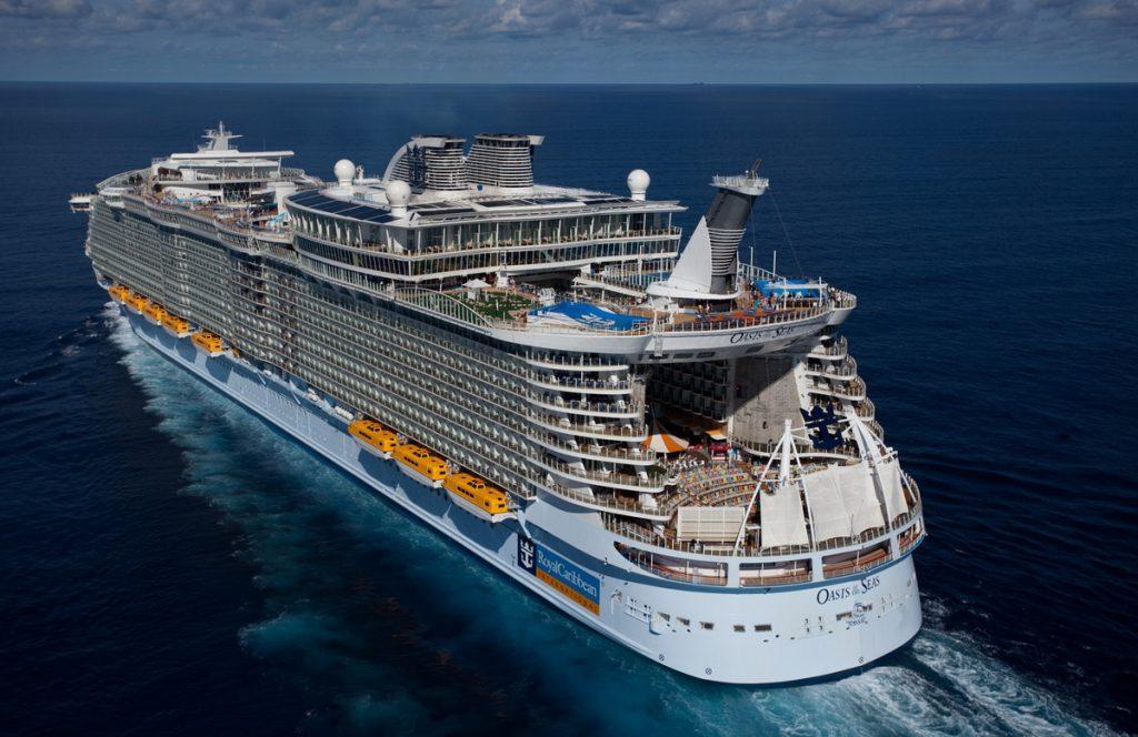 Royal Caribbean 2017'de Türkiye'de yok