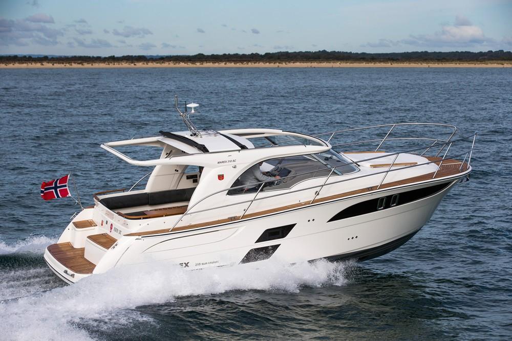 Marex 310 - Sailor-denizcilik