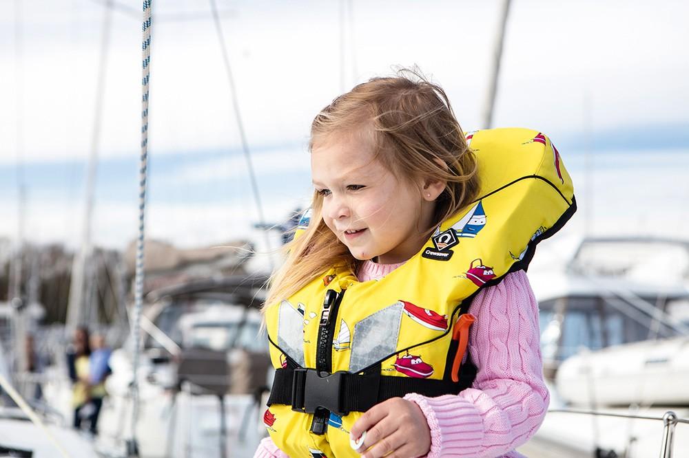 Crewsaver Euro 100N - Çocuk Can Yeleği