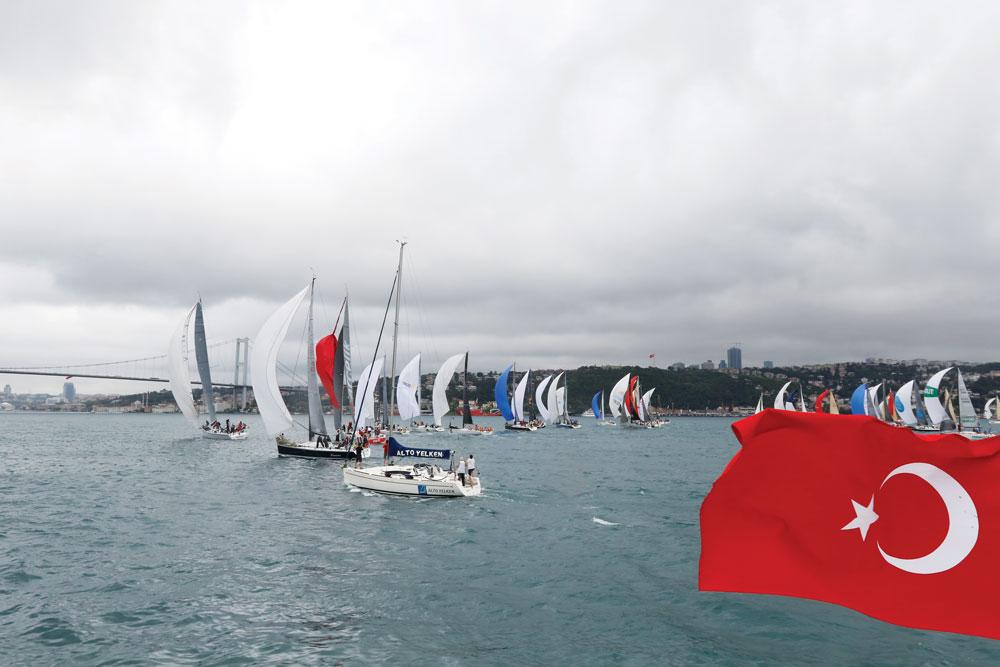 Deniz Kuvvetleri Kupası - Güney Yarışı 2017