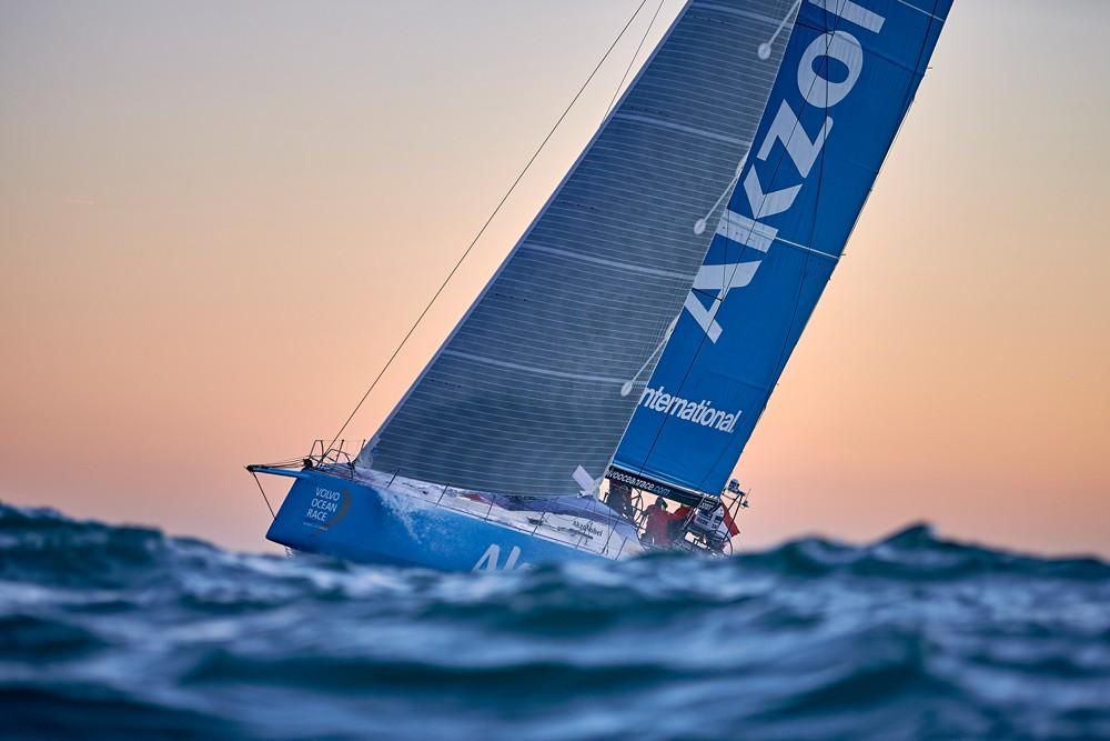 Volvo Ocean Race heyecanı başladı
