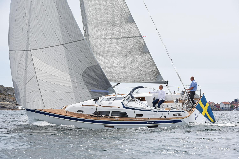 Best of 2017 tekneler dosyası - Hallberg Rassy 340