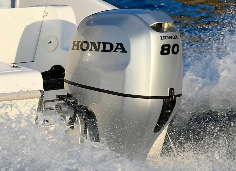 Yeni Honda orta güç makineler