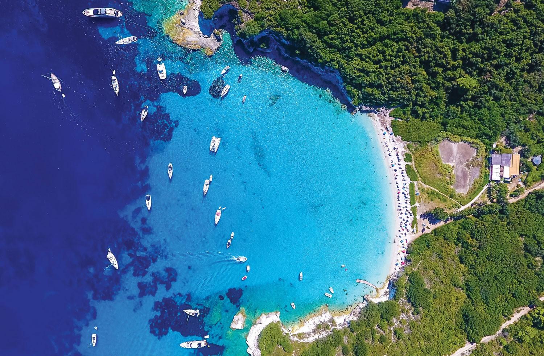 Atina'dan Korfu'ya keyifli bir rota