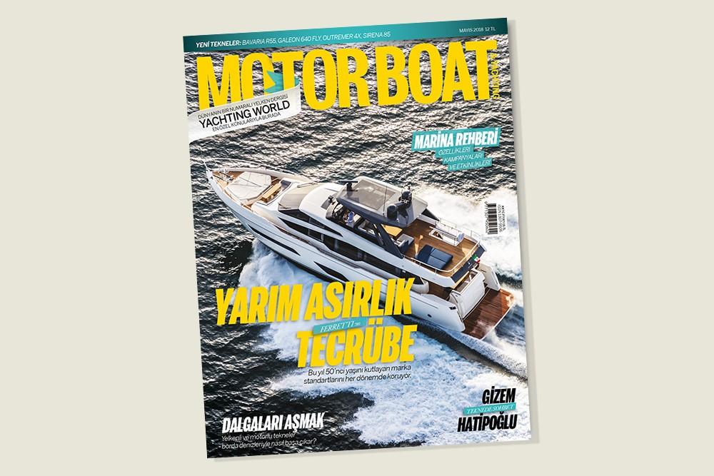 Mayıs ayında dergimizde neler var?