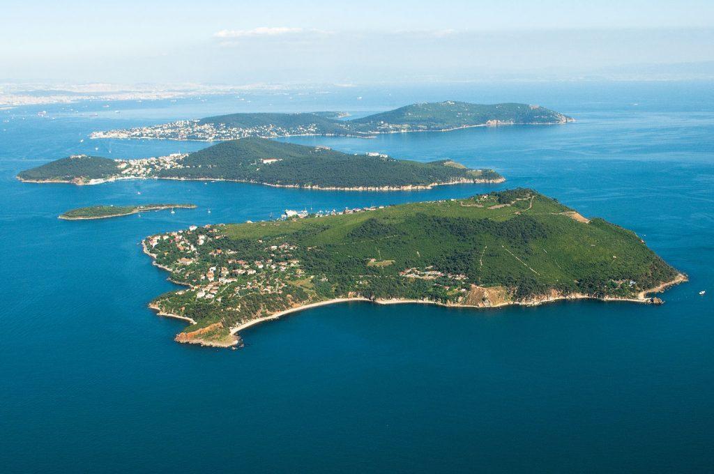 Hafta sonu rotaları Prens Adaları