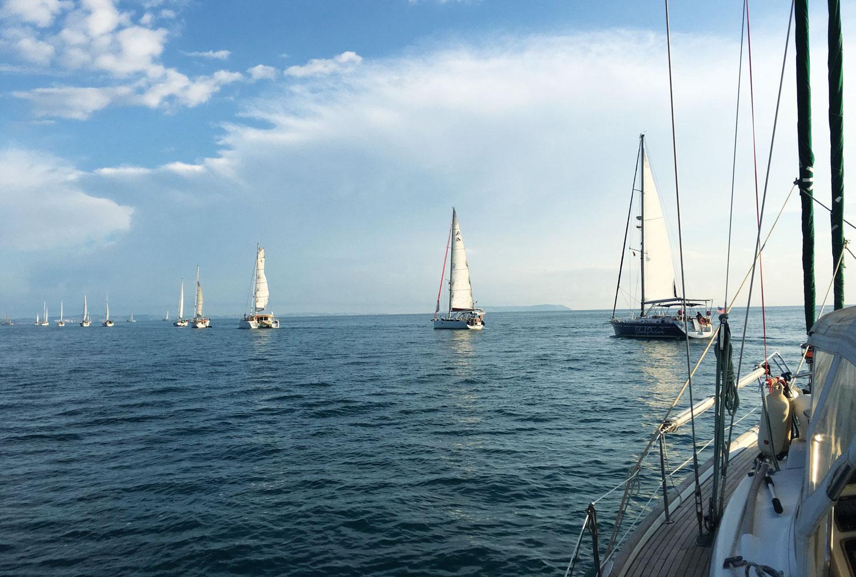 DADD Ralli Karadeniz - Toplu Seyir