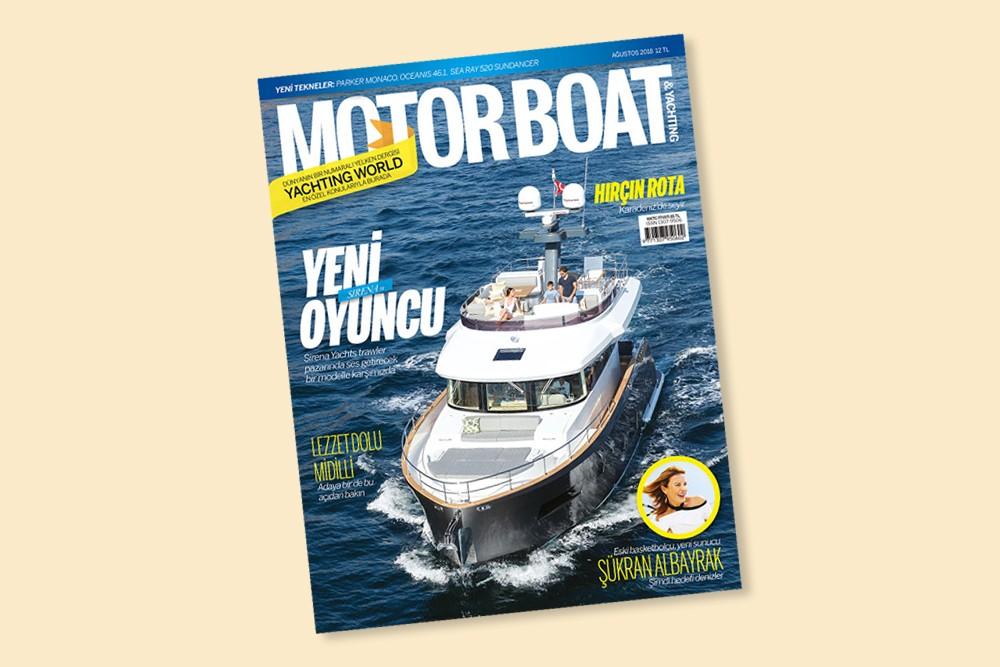 Ağustos ayında dergimizde neler var?