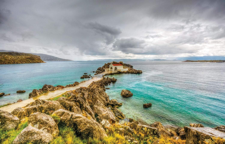 Kuzey Sporatlar- Sakız Adası