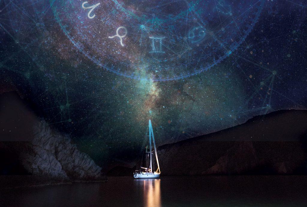 Yıldızların altında astroloji