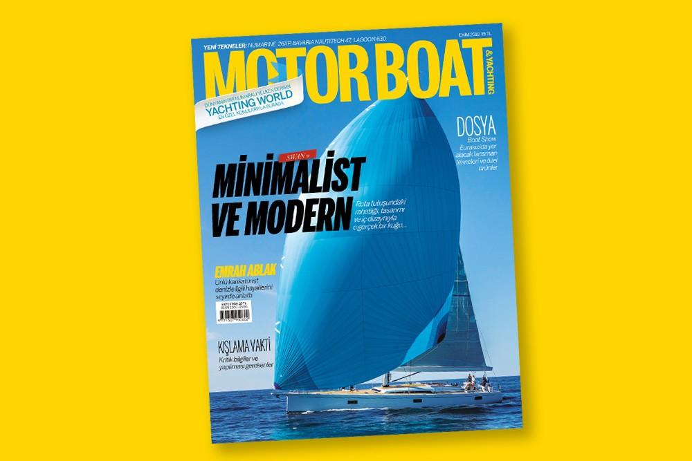 Ekim ayında dergimizde neler var?