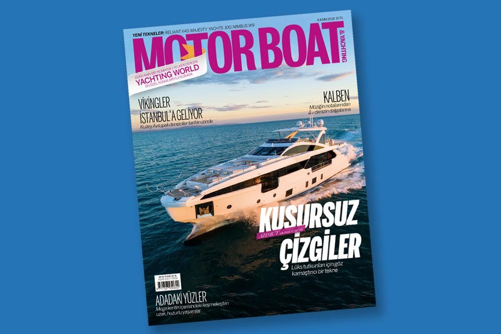 Kasım ayında dergimizde neler var?