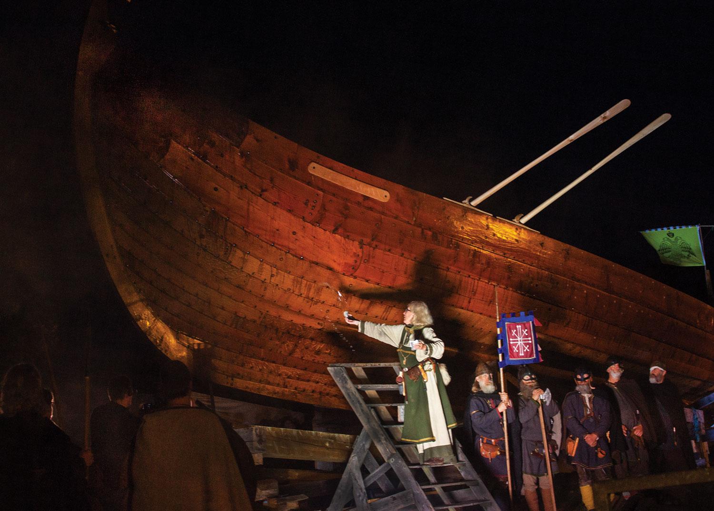 Vikingler İstanbul'a geliyor
