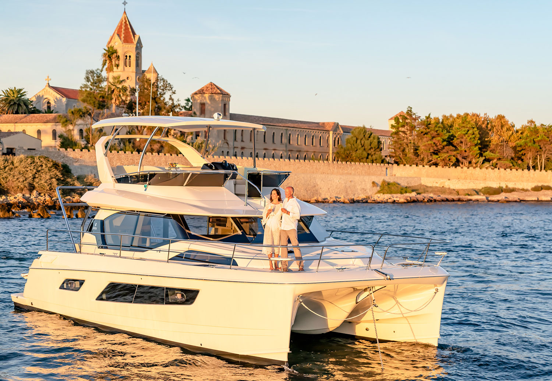 Aquila Power Catamarans