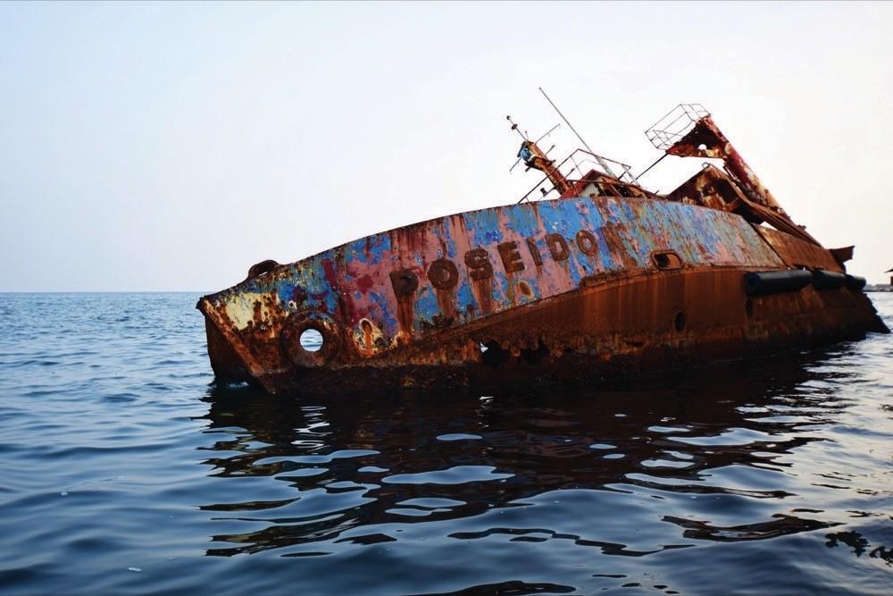 Dev sergi: Gemi Enkazları