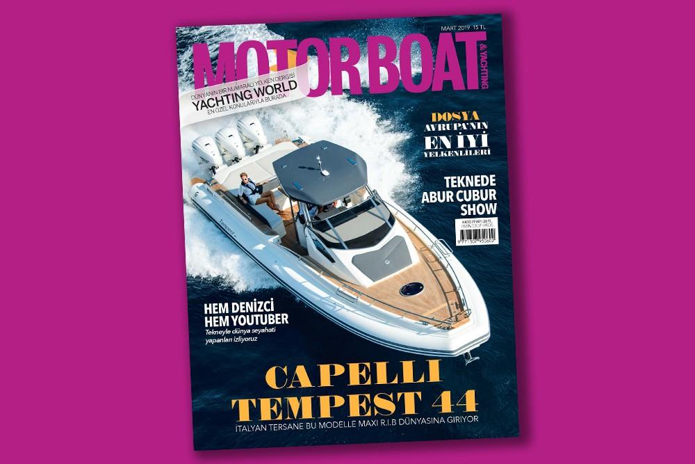 Mart ayında dergimizde neler var?