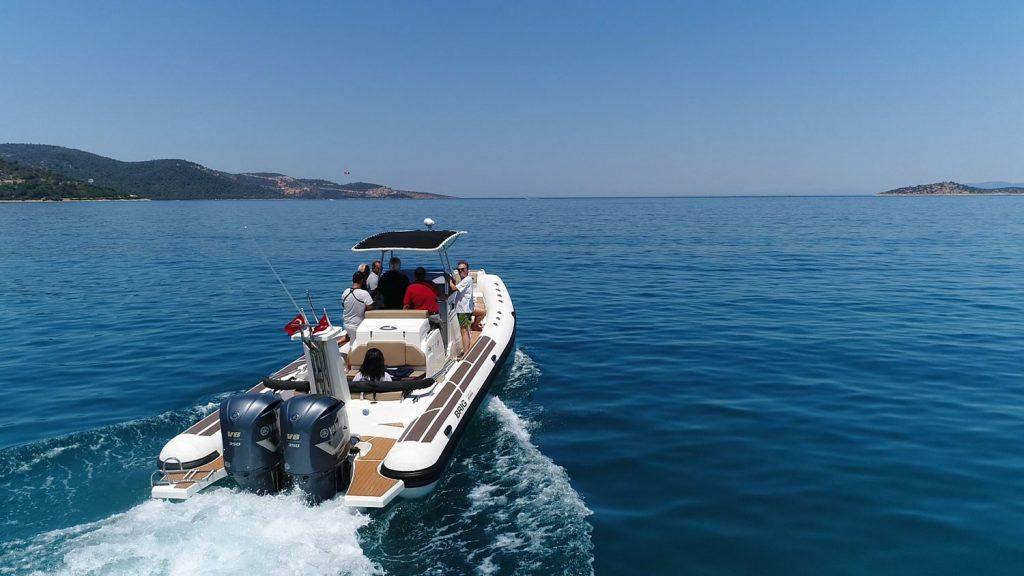 Burla Marine Kalamış'ta deniz tutkunlarıyla buluşuyor