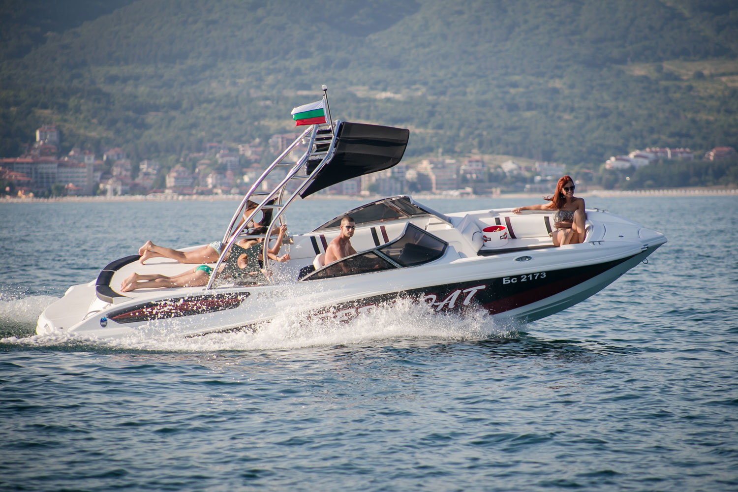 Mercan Yachtiing - Butterfly 24