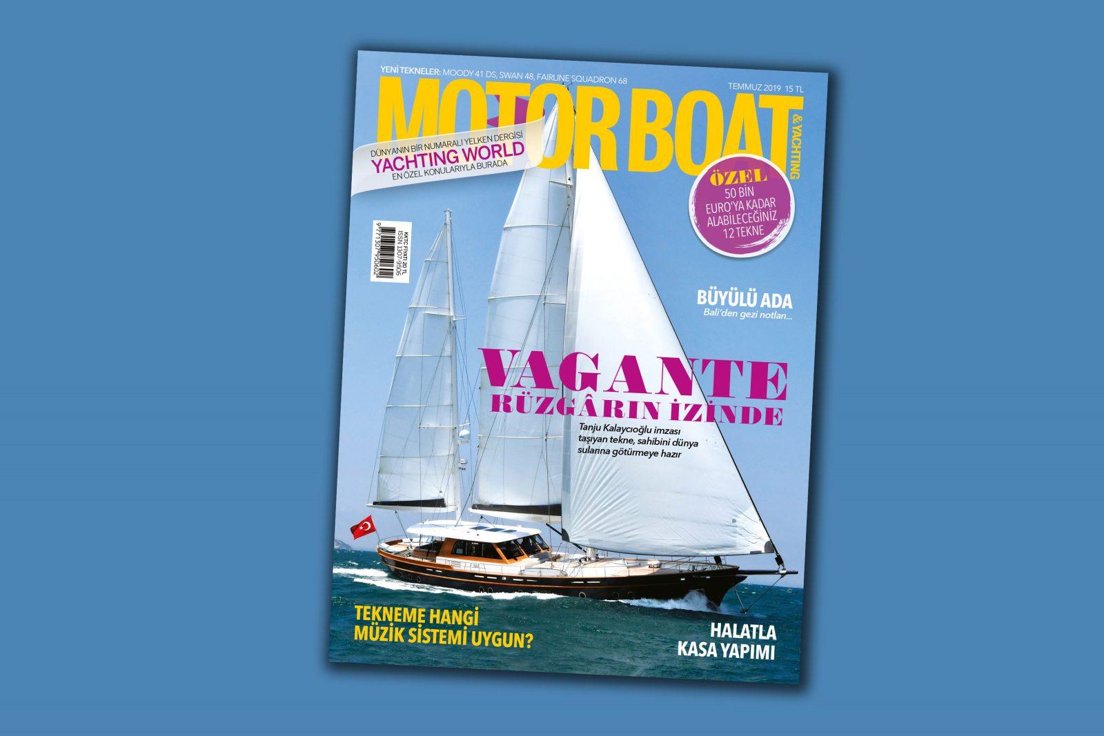 Temmuz ayında dergimizde neler var?