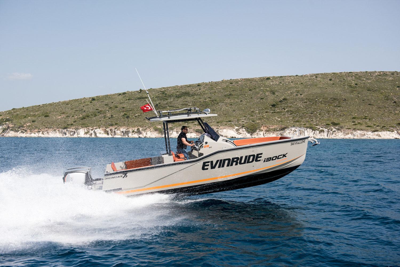 Dromeas Yachts 28 CC