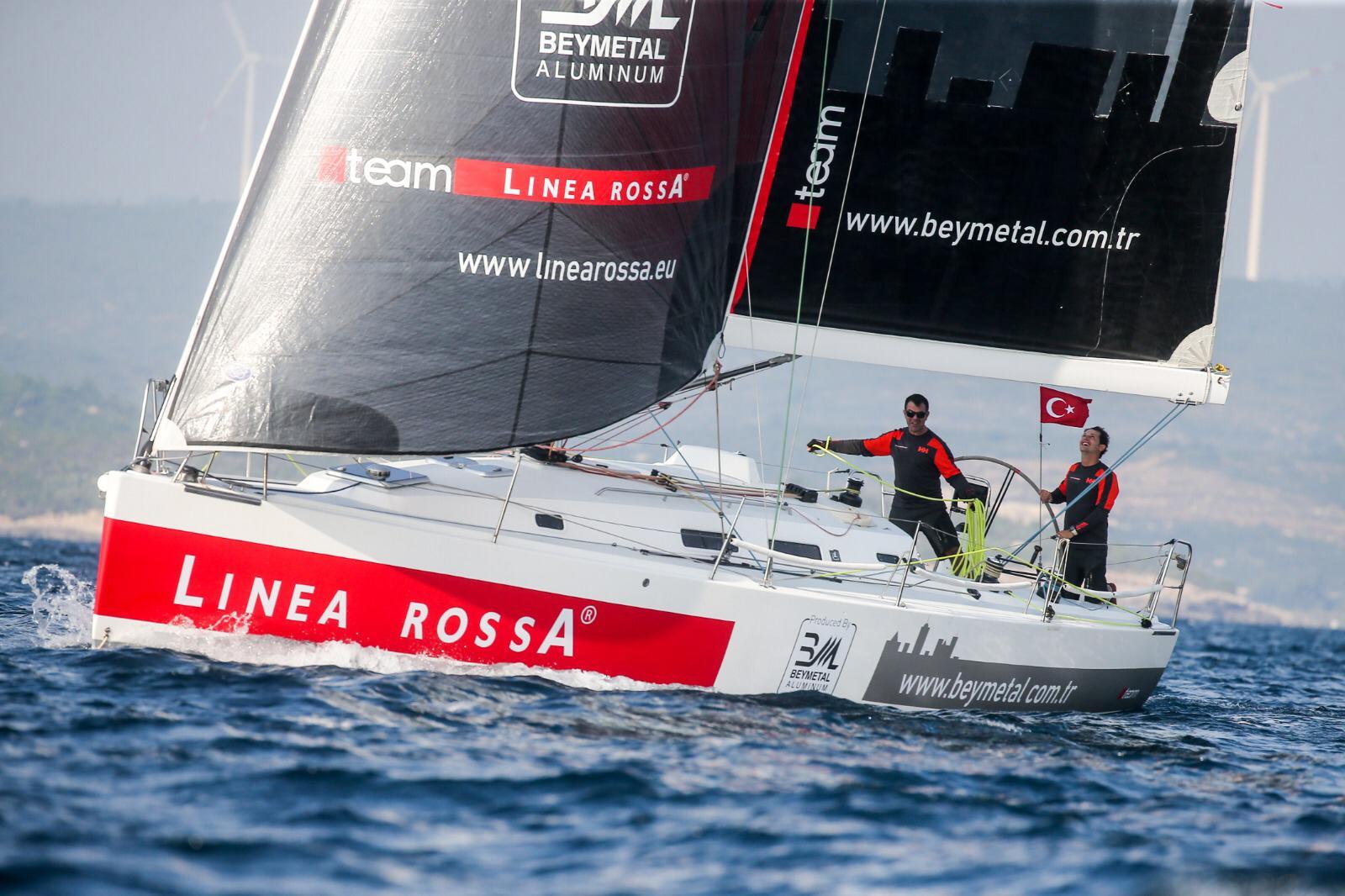 Team Linea Rossa Malta yolunda