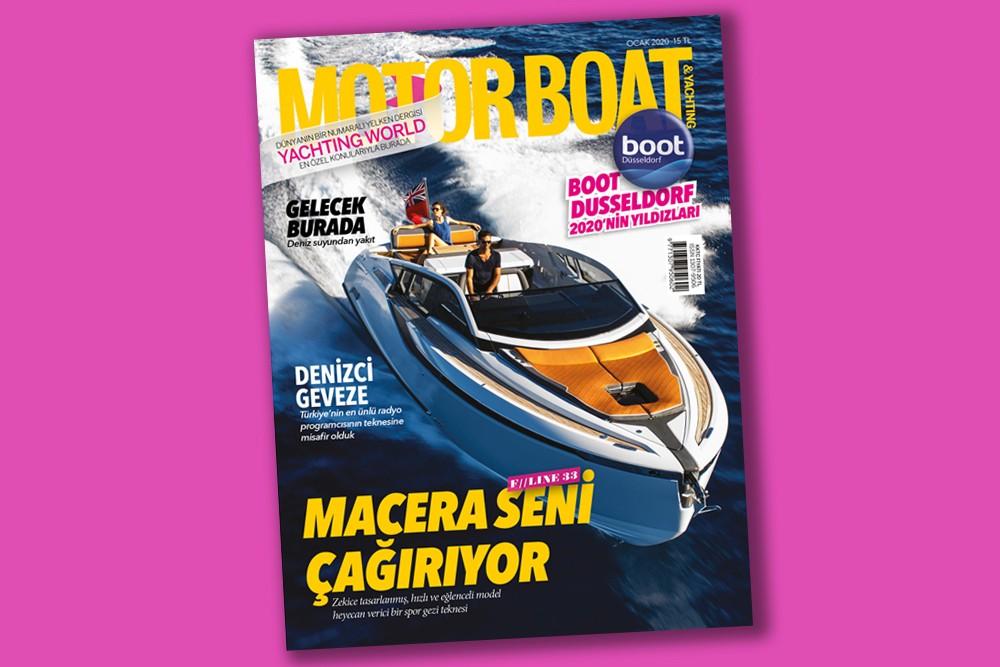 Ocak sayısında dergimizde neler var?