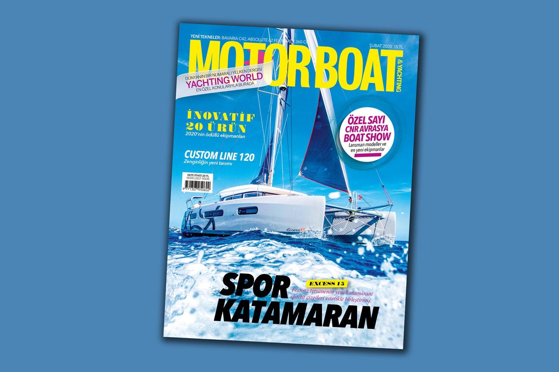 Şubat sayısında dergimizde neler var?