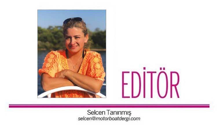 Motor Boat Yachting - 2021 Nisan