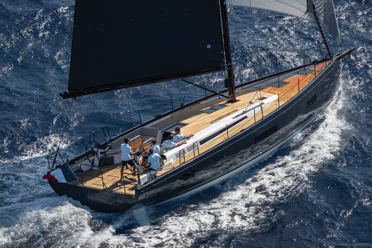2020 TUZLA BOAT SHOW - FIRST-YACHT 53